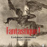 exposition Fantastique L'estampe visionnaire De Goya à Redon Petit palais Paris 2015 2016