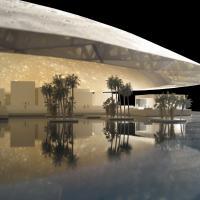 Louvre-Abu Dhabi naissance d'un musée exposition paris