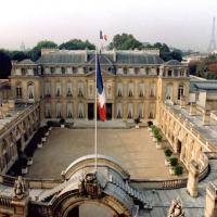 décoration palais elysées