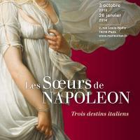 Les sœurs de Napoléon, trois destins italiens