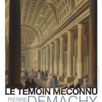 Art exposition Pierre-Antoine Demachy musée Lambinet Versailles