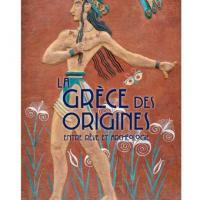 affiche exposition les origines de la grece saint-germain