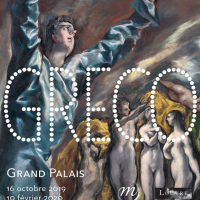 Exposition Greco Paris Grand Palais OBI 1