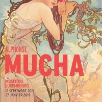 Alphonse mucha exposition Musée luxembourg paris 1 Olivier Berni