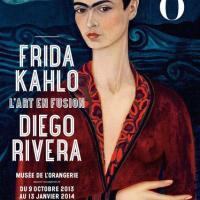 l'exposition kahlo riviera orangerie