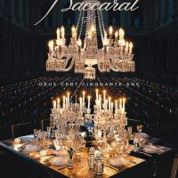 exposition Baccarat : les 250 ans au musée-galerie Baccarat