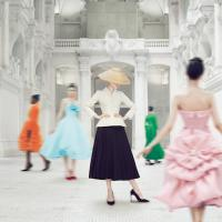 Expo Christian Dior couturier du rêve Arts deco 1