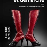 Expo Marche et démarche. Une histoire de la chaussure MAD OBI 1