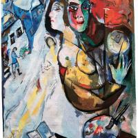 Exposition Chagall-de-la-palette-au-metier tourcoing