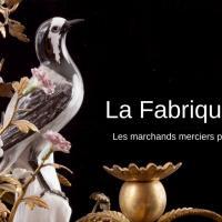 Exposition la fabrique du luxe Cognacq Jay 1