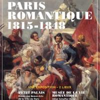 Exposition Paris romantique petit palais OBI 1