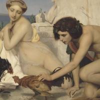Exposition La Lyre d'ivoire, Henry-Pierre Picou et les Néo-Grecs Montauban