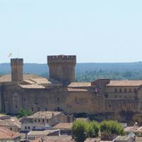 Histoire Forteresse l'Emperi Salon de provence OBI 1