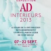 15 décorateurs et architectes d'intérieur réinventent un hôtel particulier exposition