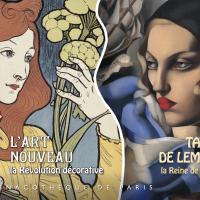 expositions art nouveau tamara de lempicka