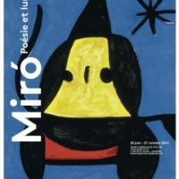 Miro, poesie et lumiere hermitage lausanne