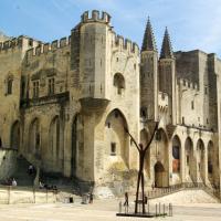 Palais des papes avignon architecture decoration et histoire 1