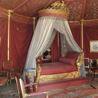 Chambre de l'impératrice par l'architecte Berthault