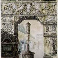 Palais, maisons et autres édifices modernes dessinés à Rome Percier et Fontaine